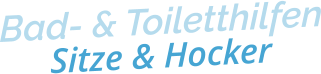Bad- & ToiletthilfenSitze & Hocker