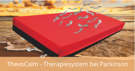 ThevoCalm - Therapiesystem bei Parkinson