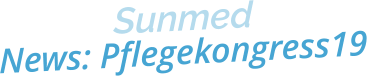 SunmedNews: Pflegekongress19